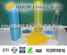 pvc compounds,pvc granules for colorful bottle, pvc for blowing bottle