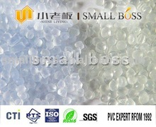 good crystal pvc granules, pvc compounds , PVC raw material of products.