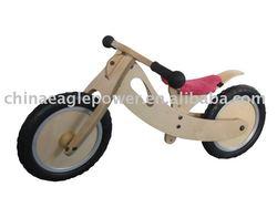 Wooden Balanced Bike