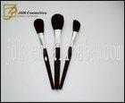 3pcs mini make up brush set