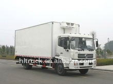 Dongfeng refrigerated truck 10t