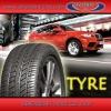 semi-steel radial passenger car tyres