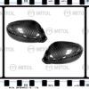 For PORSCHE 986/996 Carbon Fiber Car Mirror Cover