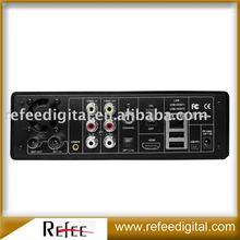 HDMI portable media recorder