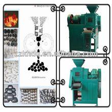 High pressure bricket machine