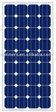 80W monocrystalline silicon/solar panels