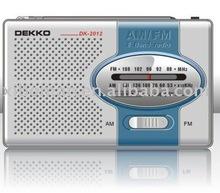 Portable AM / FM two-way Radio