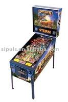 Big Buck Hunter Pinball Game Machine