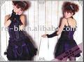 Seksi etek artı boyutu sıradışı Gotik Lolita 21012bp RQ-bl desen