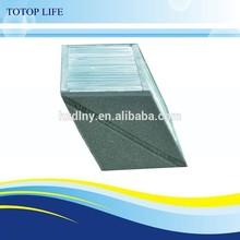 heat air to fresh air exchanger/aluminium core/heat exchanger ventilator