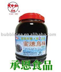 1005 Dark Plum Jam for Bubble Tea or Snow Ice