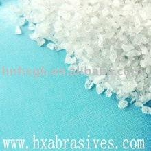 White fused alumina powder for precision-casting