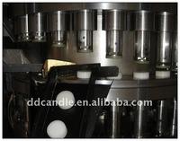 China Automatic Rotating Tealight Candle Making Machine