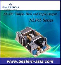 Emerson/Artesyn NLP65-7620J 5V 24V Switch Mode Power Supply (NLP65 Series)