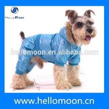 2014 Cool Bright Black Cozy Waterproof Padded Dog Coat