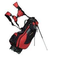 Linght stand golf bag @golf pu bag