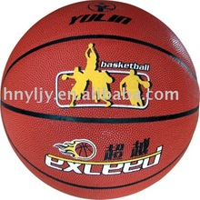 Professional Sports equipment PU Basketball