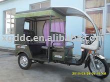electric pedicab rickshaw for passenger