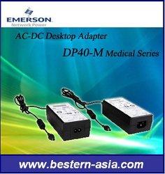 Emerson(astec/artesyn) 40W 15V medical adapter DP40-M Series:DP4015N3M