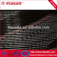 one high tensile steel wire braid hydraulic hose