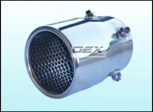 Universal Muffler / Silencer, Exhaust Pipe,
