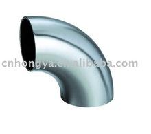 Hygienic bend short radius
