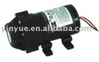 ro system water filter 50GPD booster pump