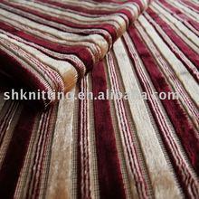 100% Polyester Cation Tricot Velvet Fabric for Sofa
