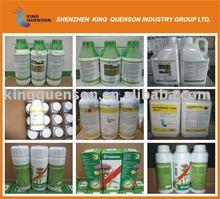 FAO/WHO top quality Glyphosate 480 SL, 62%IPA, 75.7%WSG Main Supplier