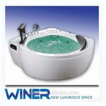 Acrylic free standing bathtubs