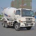Camión mezclador de concreto( nissan ud)