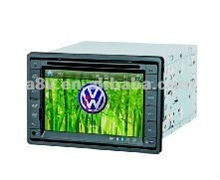 6.5inch fixed panel Car DVD Player with TV tuner/USB/SD/AUX in/IPOD/iPhone