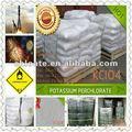 Potássio Perchlorate 99.2% min