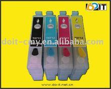 refill ink cartridge for Epson C64/C66/C84/C86/CX6400/CX6600