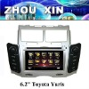 Toyota Yaris doubel din Car audio with GPS
