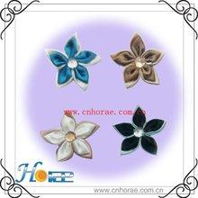 flower hair ornament,acrylic hair ornament,garment ornament