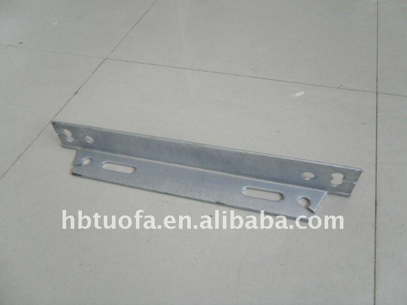 fundición de hierro para la cruceta y de hierro ángulo de montaje