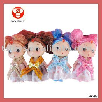 Mini doll Ddung,Mini expression dolls,fashion dolls