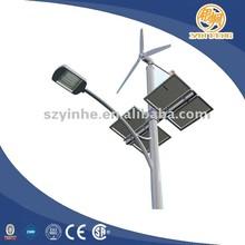 solar and wind hybrid system