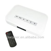 NBOX RM RMVB MP3 AVI MPEG Divx HDD HD TV USB SD Card Media Player