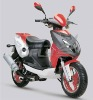 Cheap Gas Motor Scooter Equipped with 4 Stoke 125cc Engine WZMS1269EEC