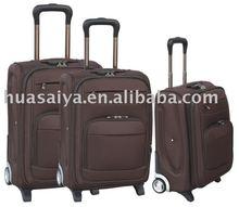 3PCS factory Trolley EVA luggage