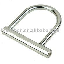 steel hardened bicycle lock