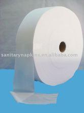 Raw material for sanitary napkin