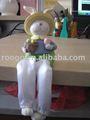 novo estilo coelho estatueta boneca de resina