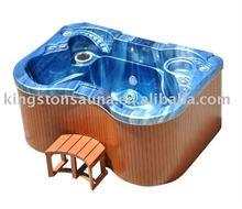 Outdoor Mini massage hot tub spa