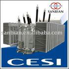 230kV 3 phase power transformer