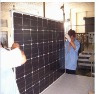 High efficiency promotion lower price solar module