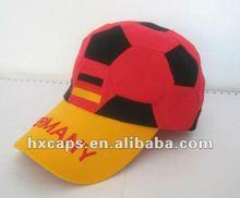 2012 latest fashion football baseball cap and hat