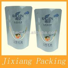 flexible printing and lamination packaging bath foam packaging bag